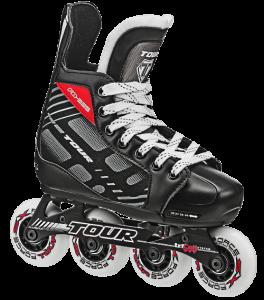 Inline Skates Standard Lacing