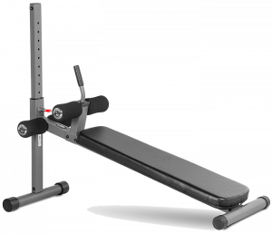 XMark Fitness Adjustable Decline Ab Bench