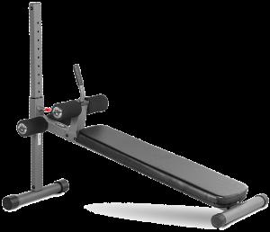 XMark Fitness Adjustable Decline Ab Bench
