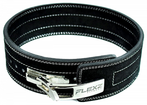 Flexz Fitness Lever Buckle Powerlifting Belt