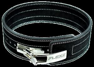 Flexz Fitness Lever Buckle Powerlifting Belt