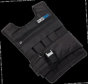RUNFast/Max Adjustable Weighted Vest