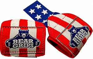 Bear Grips II-band Wrist Wraps