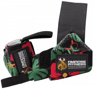 DMoose Fitness Wrist Wraps