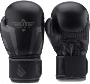 Elite Sports Boxing, Kickboxing Adult & Kids Sparring Training Gloves