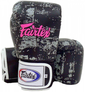 Fairtex Boxing Kickboxing Muay Thai Style Sparring Gloves