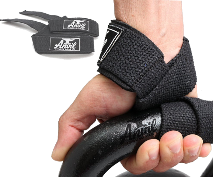 Anvil Fitness Lifting Grip Straps