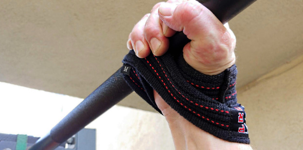 Grip Power Pads Deadlift Strap