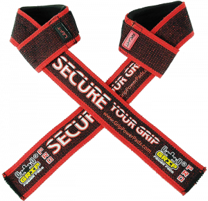Grip Power Pads PRO Level Lifting Straps