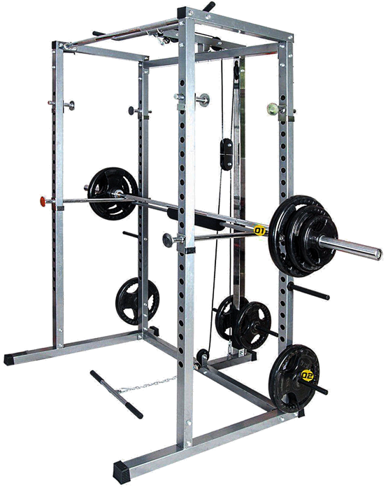 Merax Athletics Power Rack