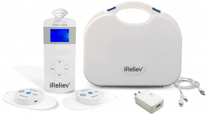 iReliev Wireless TENS + EMS