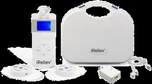 iReliev Wireless TENS + EMS