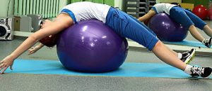 Exercise Ball and Back Pain