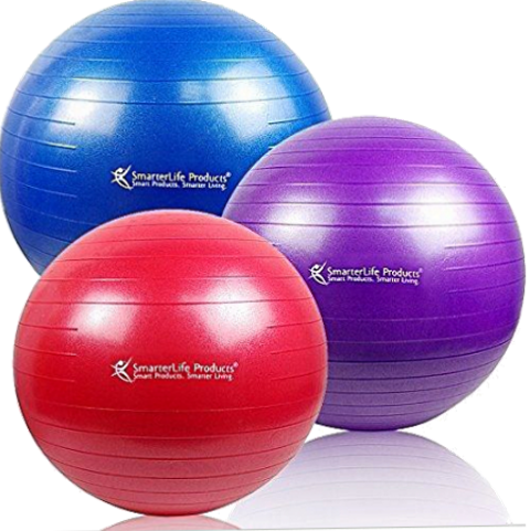 SmarterLife Exercise Balls