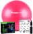 URBNFit Exercise Ball for Fitness, Stability, Balance and Yoga