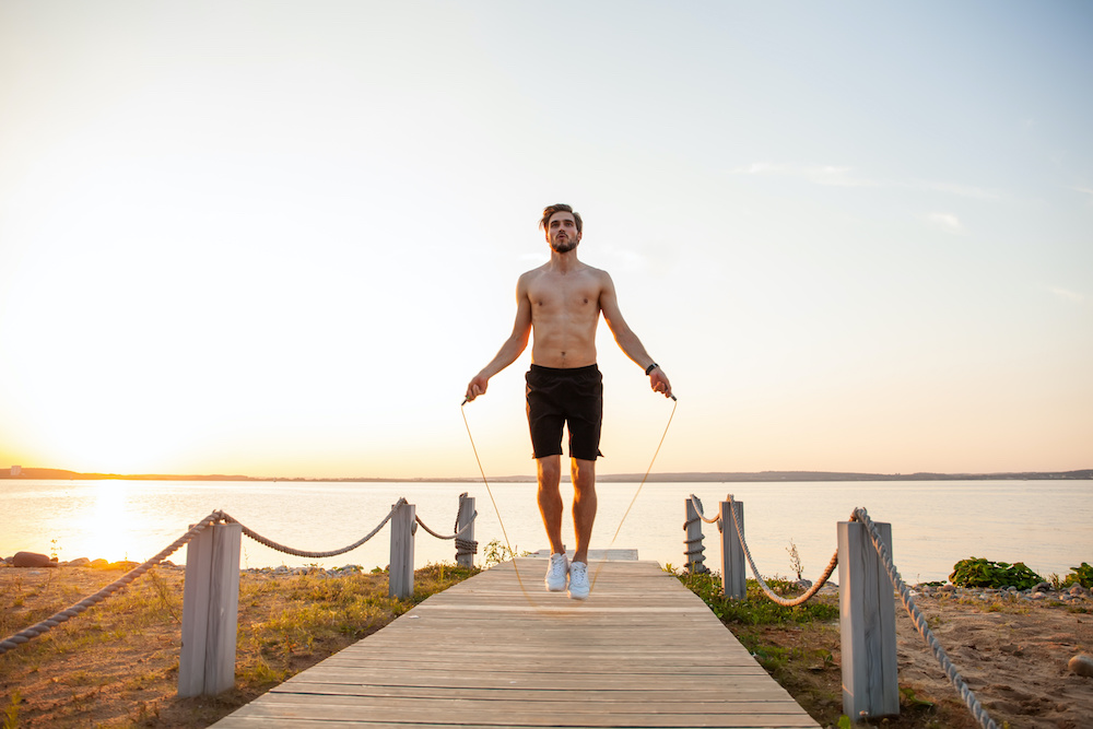benefits of jumping rope everyday