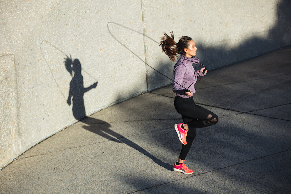 what are the benefits of jumping rope everyday